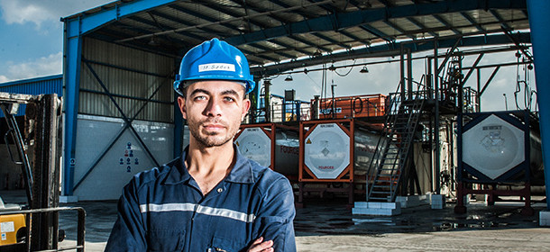The First ISO Tank Depot Solutions in Egypt and North Africa